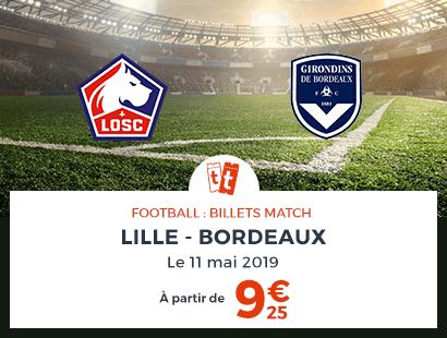 Football LOSC Bordeaux