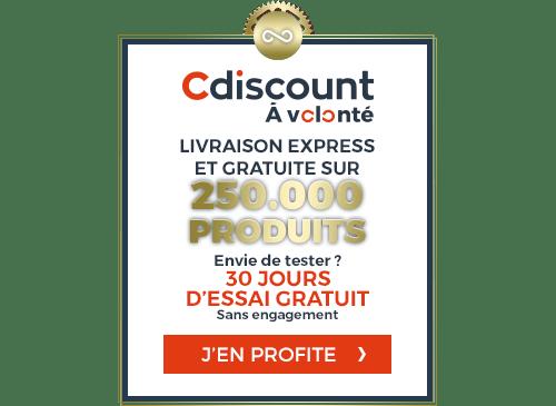 CDISCOUNT A VOLONTE