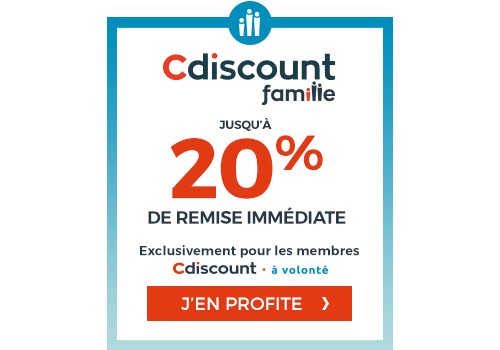 CDISCOUNT FAMILLE