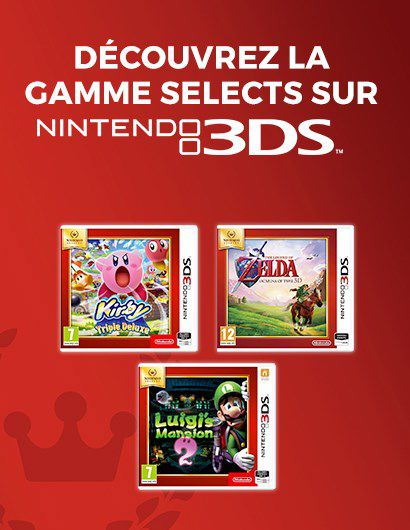 Selects 3DS