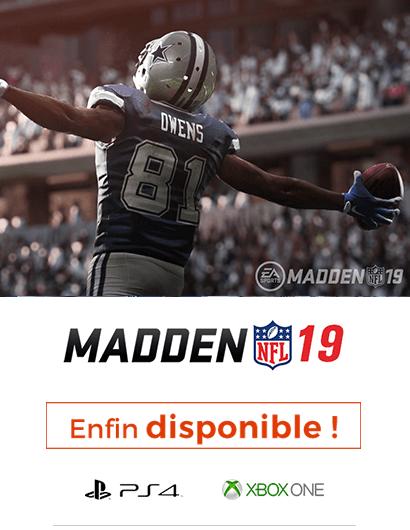 Madden 19 Xbox One
