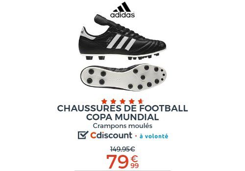 adidas chaussures foot copa