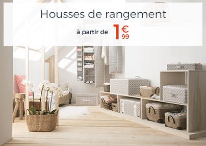 HOUSSES DE RANGEMENT
