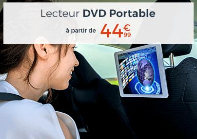 Lecteurs DVD portables
