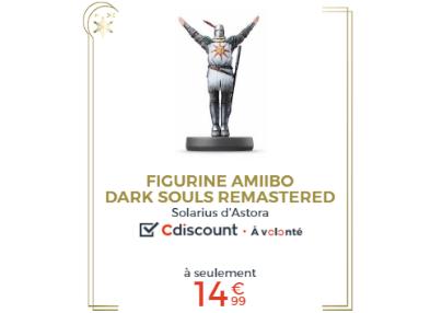 Figurine Amiibo Darks Souls