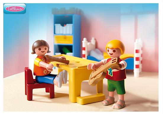 Playmobil 5331 chambre des parents avec coiffeuse achat for Playmobil chambre des parents