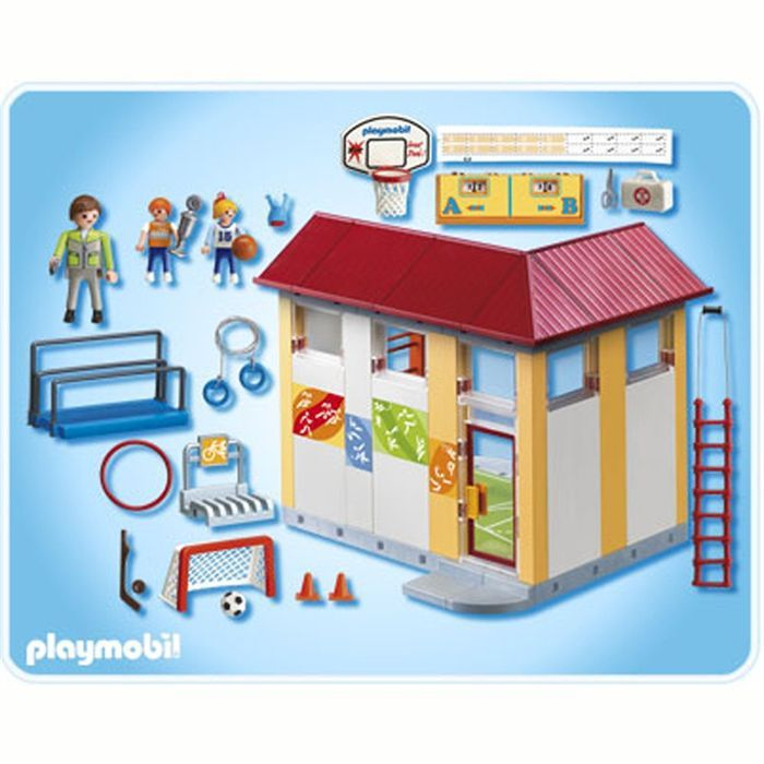 playmobil ecole les bons plans de micromonde. Black Bedroom Furniture Sets. Home Design Ideas