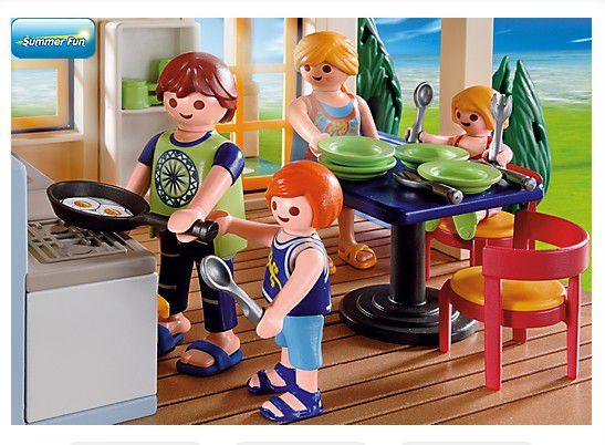 Playmobil 4857 maison de campagne achat vente univers miniature cdiscount - Surveillance de maison pendant les vacances ...