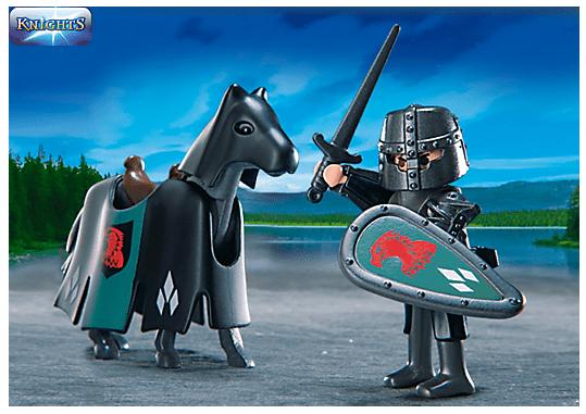 Playmobil 4873 chevaliers du faucon achat vente - Chateau chevalier playmobil ...