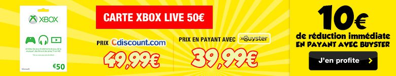 Carte xbox live 50 achat vente carte pr pay e carte - Quelle console choisir ps4 ou xbox one ...