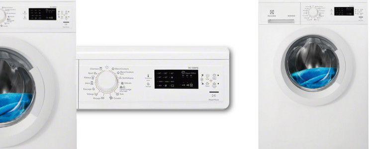 Electrolux ewp1272tdw achat vente lave linge cdiscount - Depart differe lave linge ...