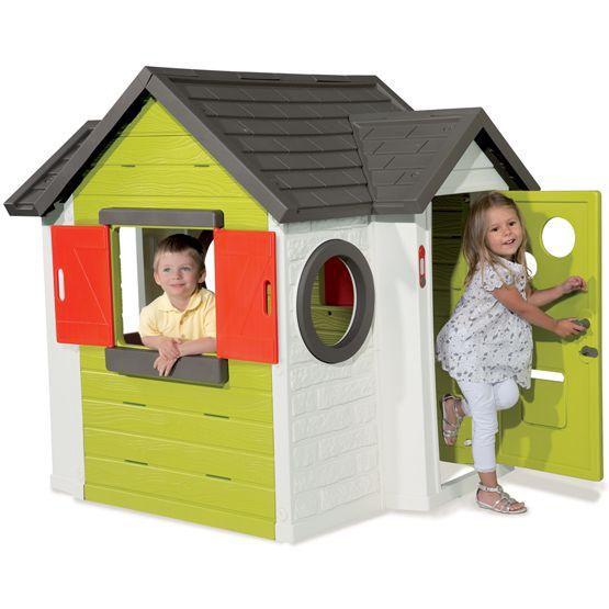 Smoby maison enfant my house achat vente maisonnette for Maison de jardin jouet