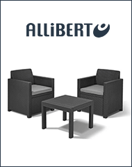 Mobilier de jardin Allibert
