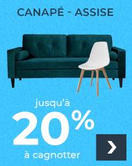 canapé - siège