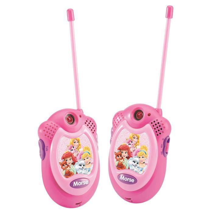 disney princesses talkie walkie lexibook achat vente talkie walkie jouet cdiscount. Black Bedroom Furniture Sets. Home Design Ideas