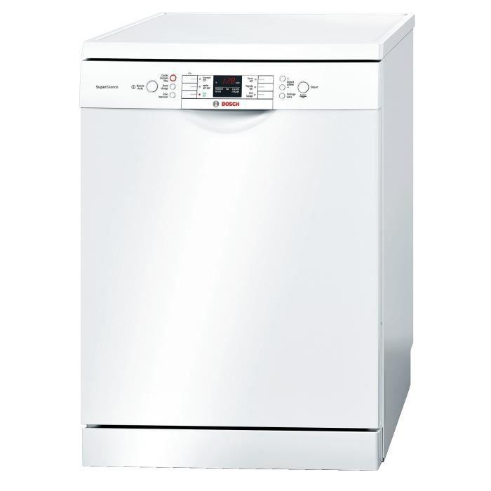 bosch sms63m12ff lave vaisselle 13 couverts achat vente lave vaisselle cdiscount. Black Bedroom Furniture Sets. Home Design Ideas