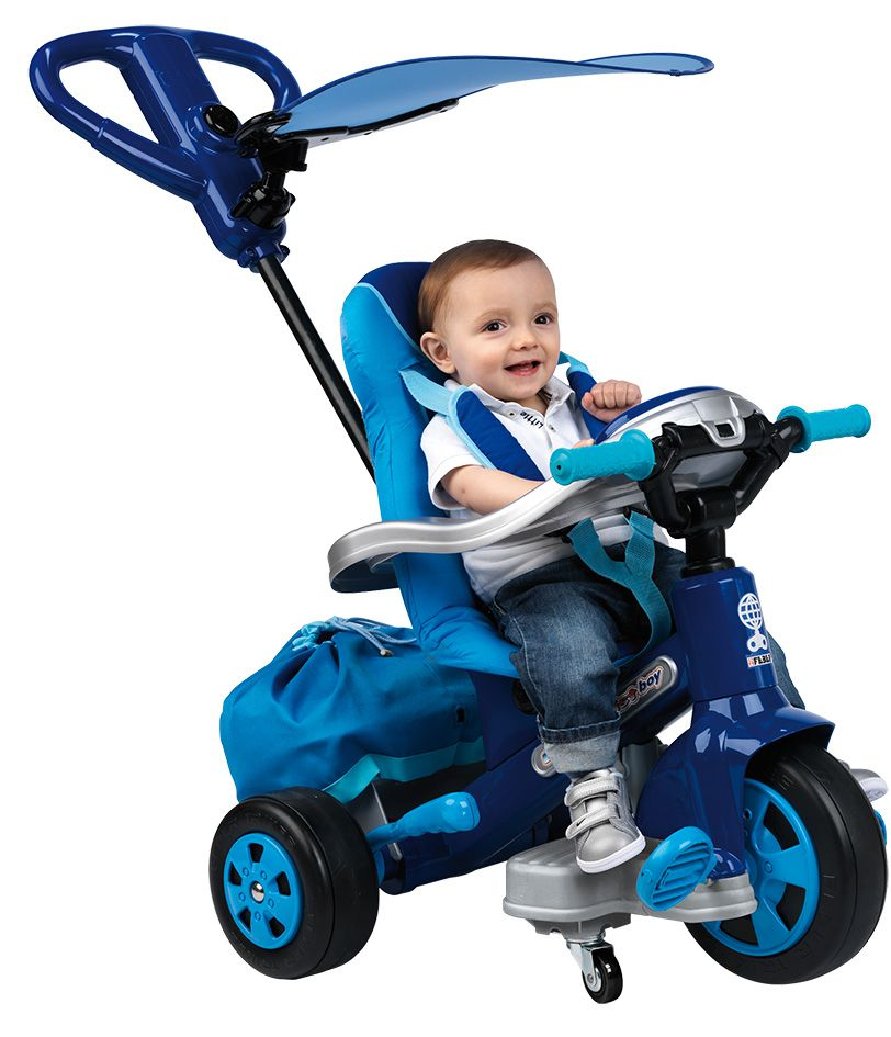 feber tricycle evolutif 360 baby twist boy bleu achat vente tricycle cdiscount. Black Bedroom Furniture Sets. Home Design Ideas