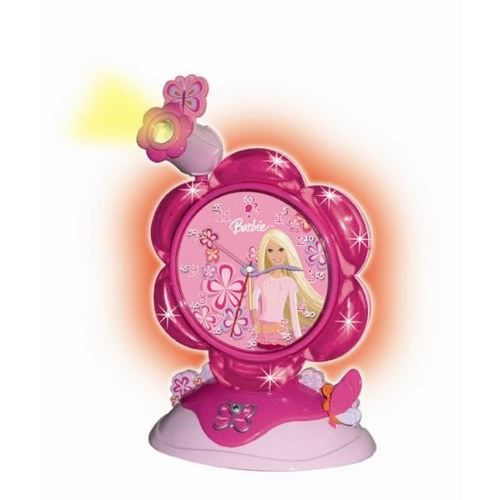 barbie r veil avec projecteur lexibook achat vente r veil enfant cdiscount. Black Bedroom Furniture Sets. Home Design Ideas