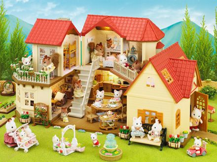 Sylvanian 2752 Grande Maison Tradition Clair E Achat