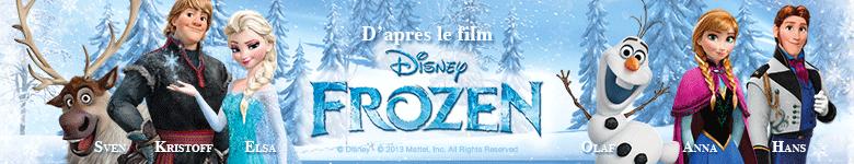 Frozen le ch teau de glace elsa et anna achat vente maison poup e cdiscount - Chateau de glace reine des neiges ...