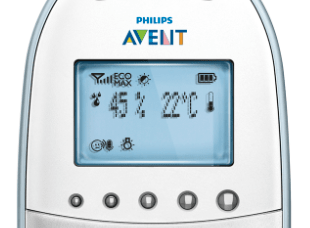 philips avent ecoute b b dect veilleuse scd580 00 ecoute. Black Bedroom Furniture Sets. Home Design Ideas
