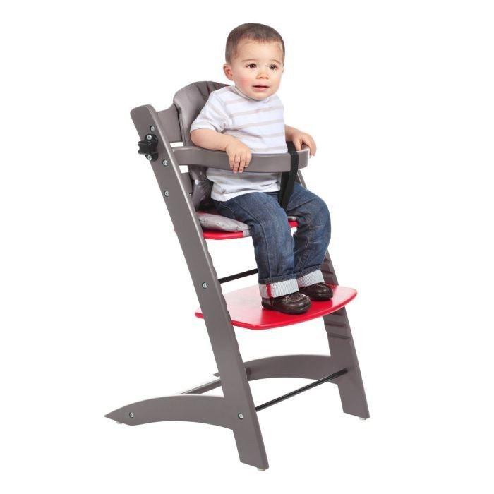 Chaise haute badabulle chaise volutive coussin pictures for Badabulle chaise haute