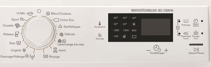 electrolux ewf1294dow lave linge achat vente lave. Black Bedroom Furniture Sets. Home Design Ideas