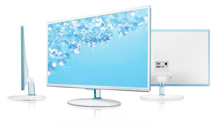 samsung s27d391h ecran 27 blanc prix pas cher cdiscount. Black Bedroom Furniture Sets. Home Design Ideas