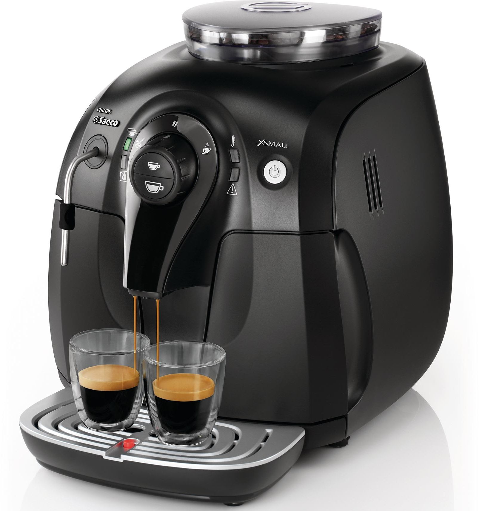Cafetiere broyeur philips saeco