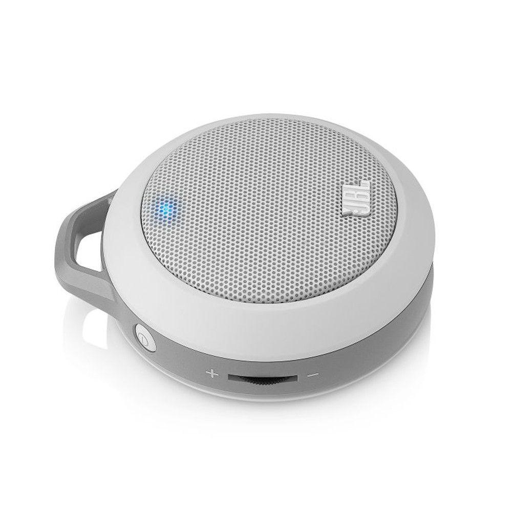 jbl micro ii blanc enceinte ultra portable enceinte nomade avis et prix pas cher cdiscount. Black Bedroom Furniture Sets. Home Design Ideas