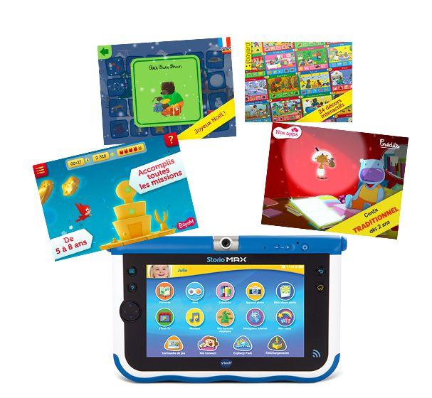 destockage vtech storio max 7 rose tablette enfant tablette enfant au meilleur prix cdiscount. Black Bedroom Furniture Sets. Home Design Ideas