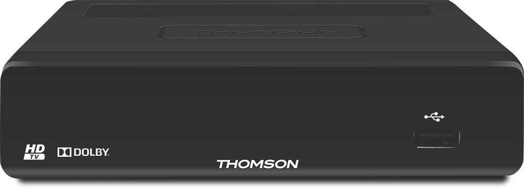 thomson tht504 d codeur tnt hd terrestre r cepteur d codeur avis et prix pas cher soldes. Black Bedroom Furniture Sets. Home Design Ideas