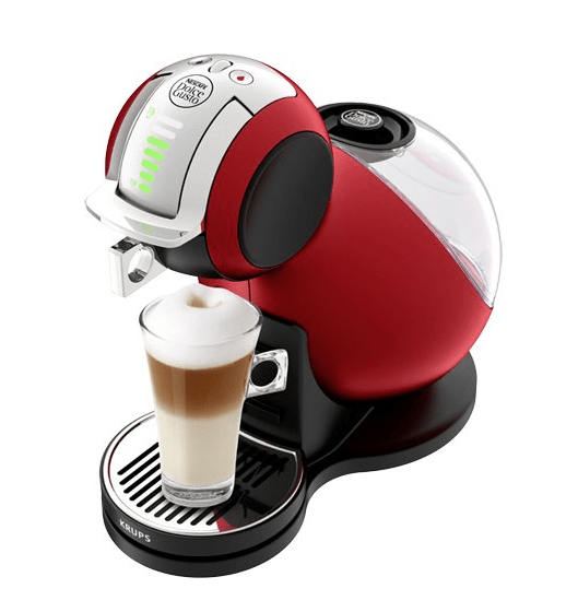Machine expresso dolce gusto melody yy1651fd rouge achat vente mach - Tiroir capsule dolce gusto ...