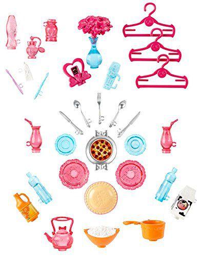 Barbie la nouvelle maison achat vente maison poup e for Accessoire maison barbie