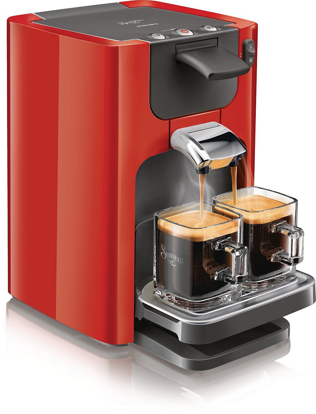 machine caf dosette senseo quadrante hd7864 81. Black Bedroom Furniture Sets. Home Design Ideas