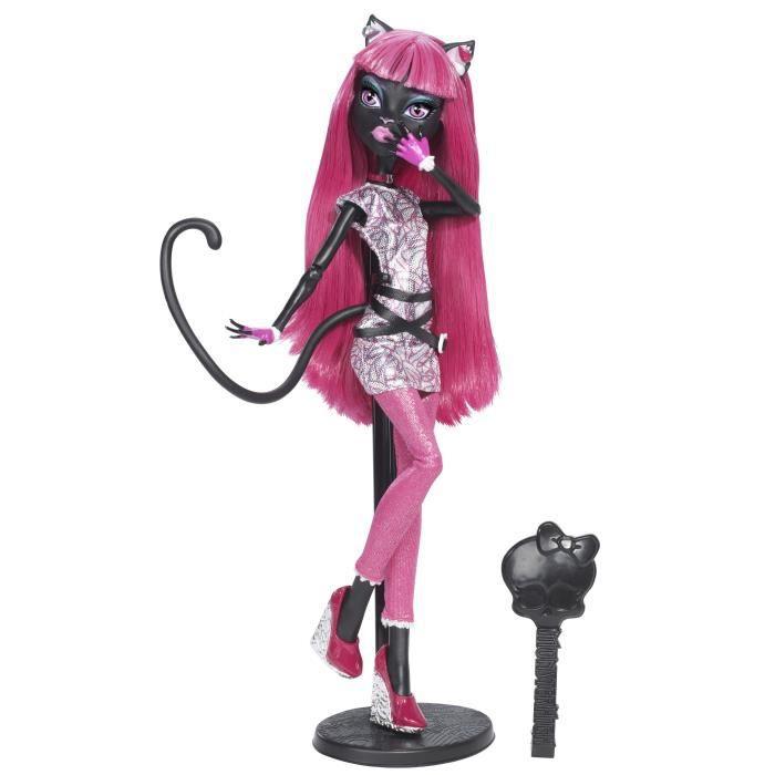 Monster high photo de classe catty noir achat vente poup e cdiscount - Accessoire monster high pour chambre ...