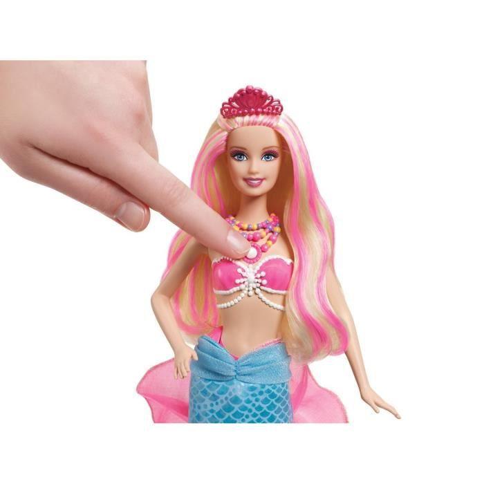 barbie princesse sir ne lumina achat vente poup e. Black Bedroom Furniture Sets. Home Design Ideas