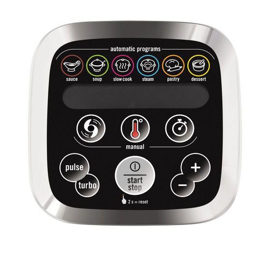 Robot cuisine companion moulinex hf800a achat vente multicuiseur prix d - Robot cuisson moulinex ...