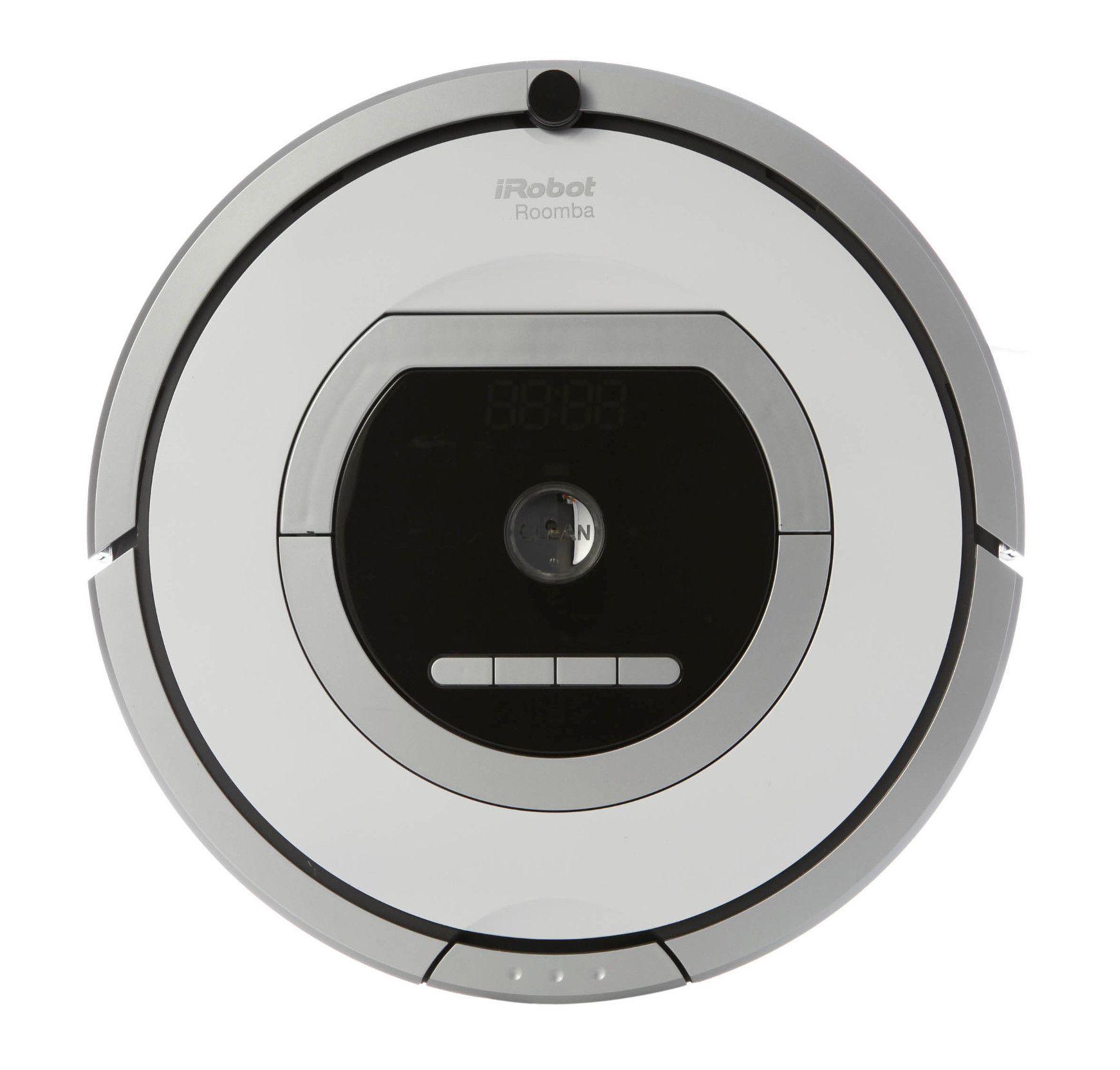 aspirateur robot 760. Black Bedroom Furniture Sets. Home Design Ideas