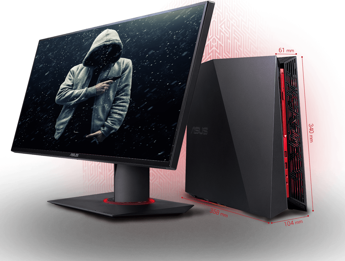 asus rog pc gamer g20aj fr018s prix pas cher soldes. Black Bedroom Furniture Sets. Home Design Ideas