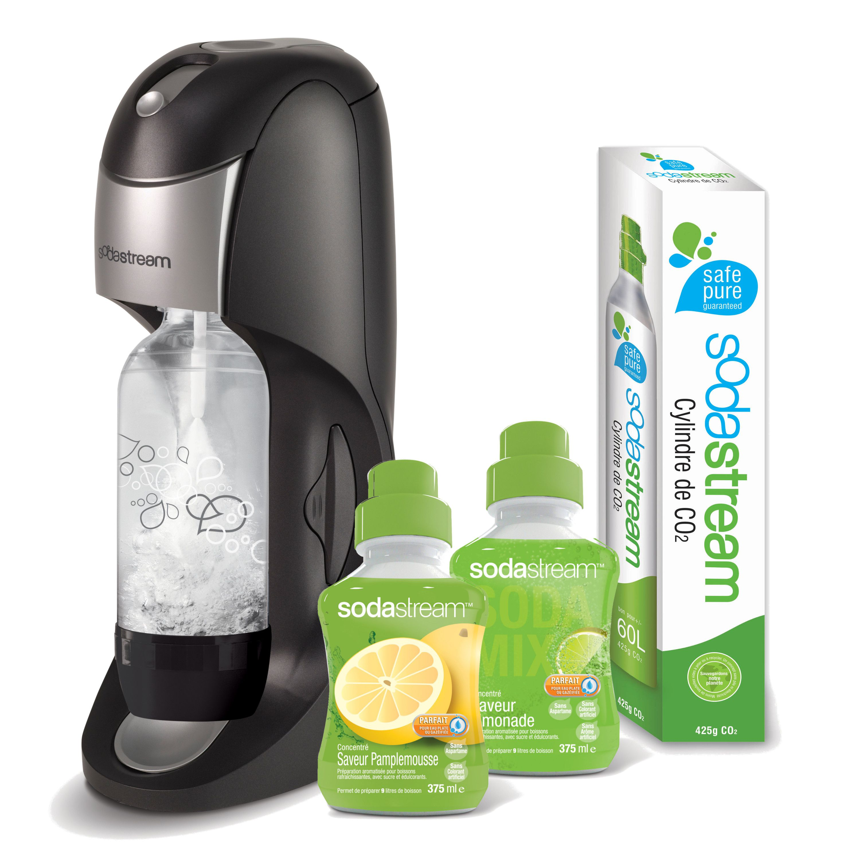 Coupons reduction bouteille gaz sodastream