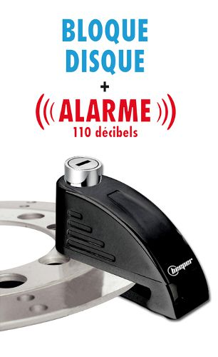 beeper bloque disque alarme an bd100 achat vente antivol bloque roue bloque disque alarme. Black Bedroom Furniture Sets. Home Design Ideas