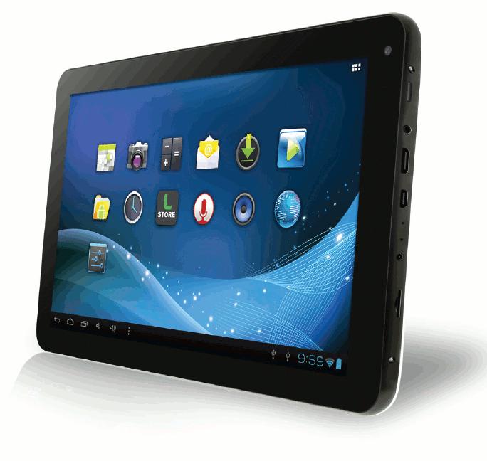 logicom tablette 10 1 4go e1031 prix pas cher cdiscount. Black Bedroom Furniture Sets. Home Design Ideas