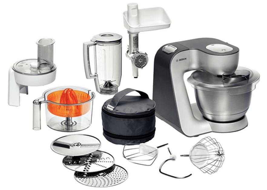 robot p tissier bosch mum56s40 achat vente robot de cuisine cdiscount. Black Bedroom Furniture Sets. Home Design Ideas