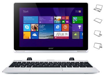 Acer pc convertible tablette aspire switch 10 sw5 prix pas cher soldes - Tablette convertible pas cher ...