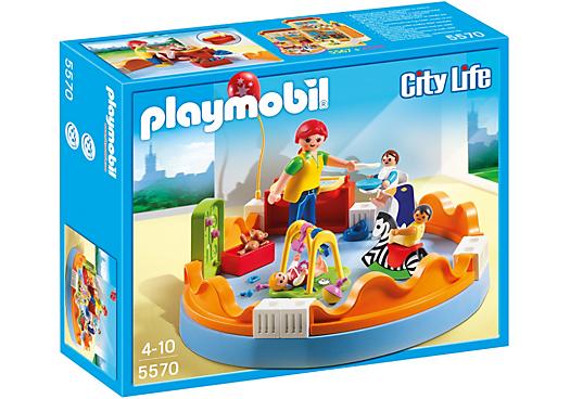 creche playmobil