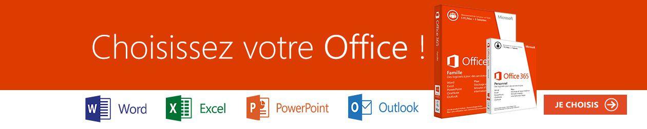 Office famille et petite entreprise 2013 1 pc prix pas cher soldes cdiscount - Office famille et petite entreprise 2013 download ...