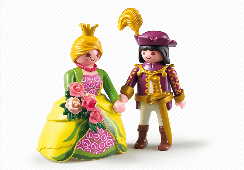descriptif playmobil 5142 palais de princesse