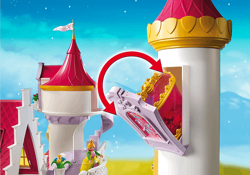 PLAYMOBIL 5142 Palais de Princesse - Achat / Vente univers miniature ...
