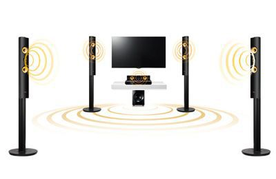 lg bh7540tw home cinema 5 1 blu ray 3d 1200w ensemble home cin ma avis et prix pas cher. Black Bedroom Furniture Sets. Home Design Ideas